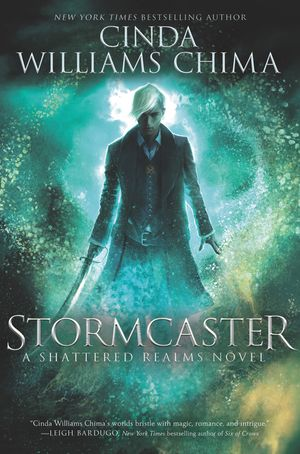 Stormcaster book image