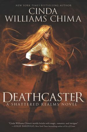 Deathcaster book image