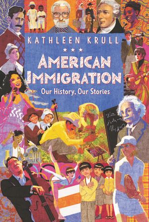 American Immigration: Our History, Our Stories book image