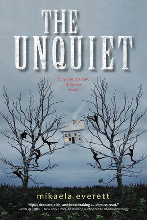 The Unquiet book image
