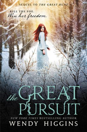 The Great Pursuit book image