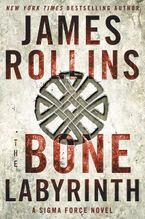 The Bone Labyrinth Hardcover  by James Rollins