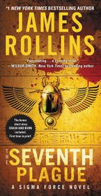 The Seventh Plague Paperback  by James Rollins