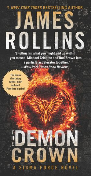 The Demon Crown Paperback  by