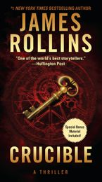 Crucible Paperback  by James Rollins
