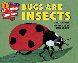 Bugs Are Insects book image