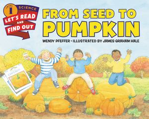 From Seed to Pumpkin book image