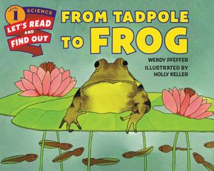 From Tadpole to Frog book image