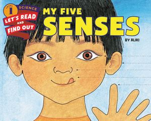 My Five Senses book image