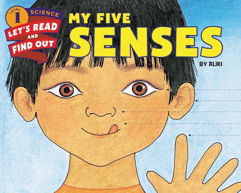 My Five Senses - Aliki - Paperback