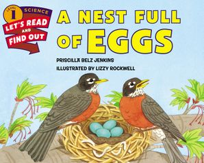 A Nest Full Of Eggs - Priscilla Belz Jenkins