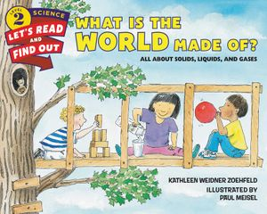 What Is the World Made Of? book image