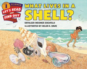 What Lives in a Shell? book image
