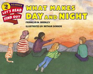 What Makes Day and Night book image