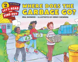 Where Does the Garbage Go? book image