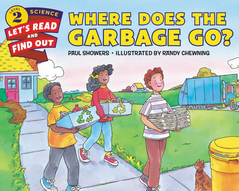 Where Does the Garbage Go? - Paul Showers - Paperback