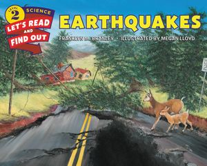 Earthquakes book image