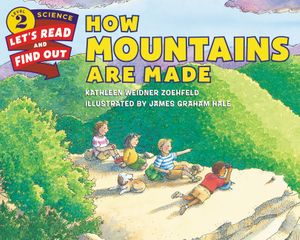 How Mountains Are Made book image