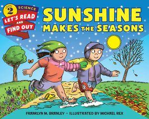 Sunshine Makes the Seasons book image