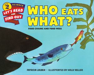Who Eats What? book image