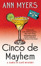 Cinco de Mayhem Paperback  by Ann Myers