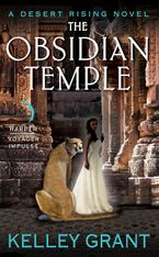 The Obsidian Temple eBook  by Kelley Grant