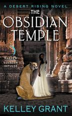The Obsidian Temple Paperback  by Kelley Grant