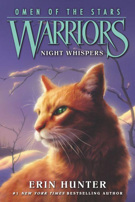 Warriors Omen Of The Stars 3 Night Whispers Erin