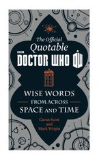 The Official Quotable Doctor Who eBook  by Cavan Scott