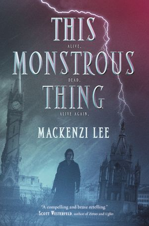 This Monstrous Thing book image