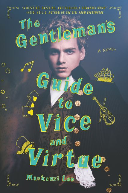 Image result for gentleman's guide to vice and virtue cover