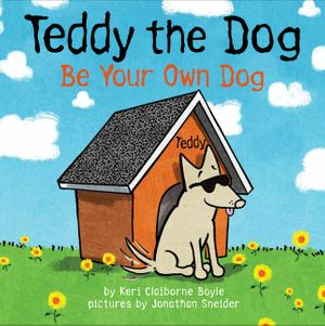 Teddy the Dog book image