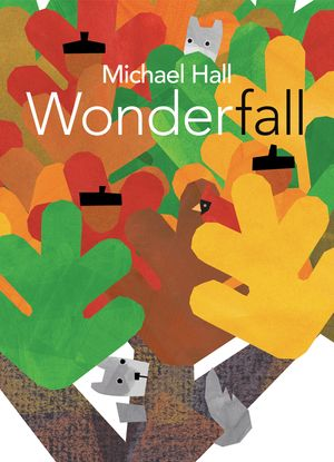 Wonderfall book image