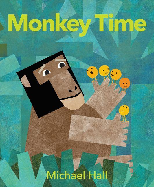 Monkey Time - Michael Hall - Hardcover