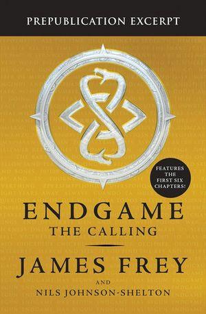 Endgame Sampler book image