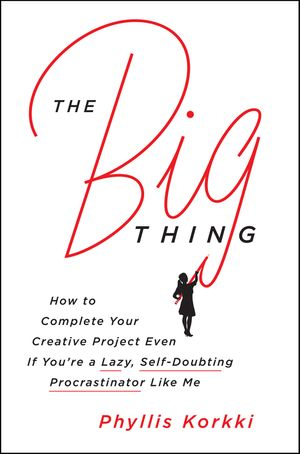 The Big Thing book image