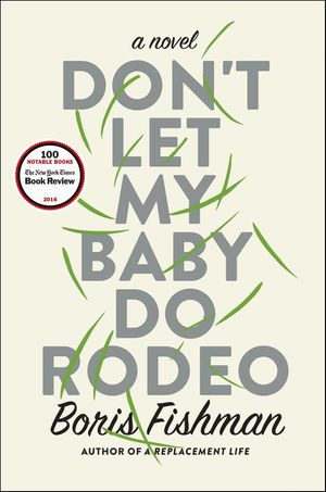 Don't Let My Baby Do Rodeo book image