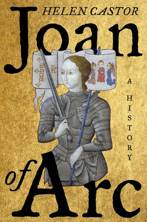 Joan of Arc book image