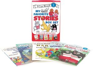 I Can Read My Favorite Stories Box Set book image