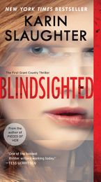 Blindsighted Paperback  by Karin Slaughter