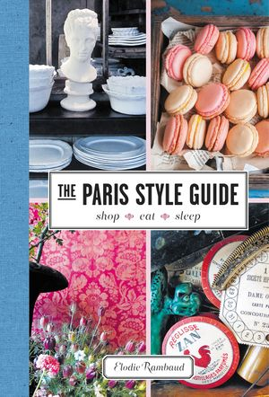 The Paris Style Guide book image