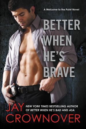 Better When He's Brave book image