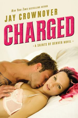 Charged book image