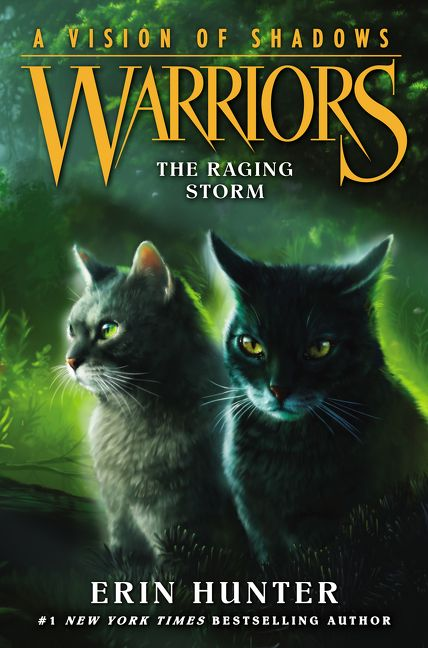 Warriors A Vision Of Shadows 6 The Raging Storm Erin