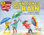 Down Comes the Rain Hardcover  by Franklyn M. Branley