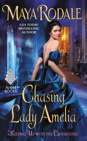Chasing Lady Amelia book image