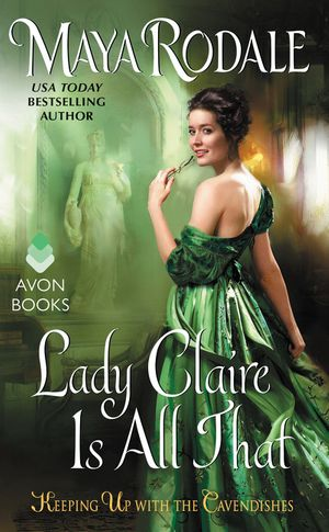 Lady Claire Is All That book image