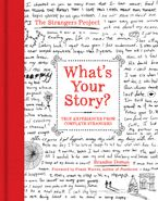 What's Your Story? Hardcover  by Brandon Doman
