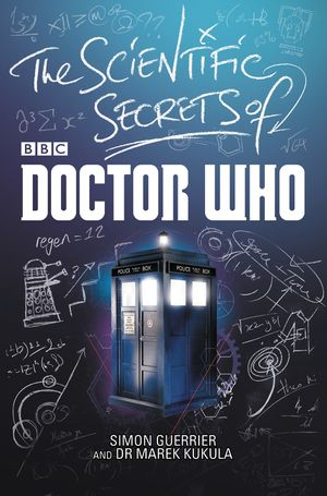 The Scientific Secrets of Doctor Who book image