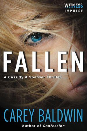 Fallen book image